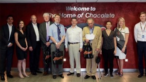 Visit to Mars as Chair of the APPG Food and Drink Manufacturing group (2)